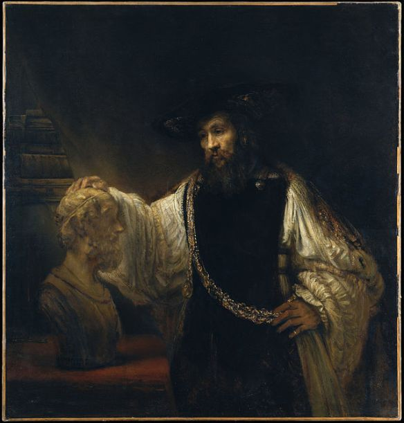 Rembrandt_-_Aristotle_with_a_Bust_of_Homer_-_Google_Art_Project